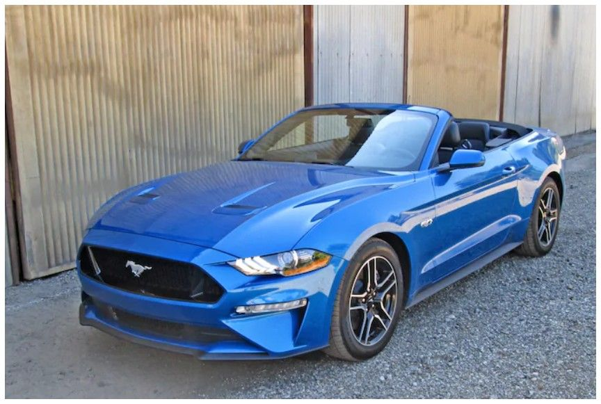 One Week With 2019 Ford Mustang Gt Convertible Premium Stangbangers Ford Mustang Gt Mustang Gt Ford Mustang