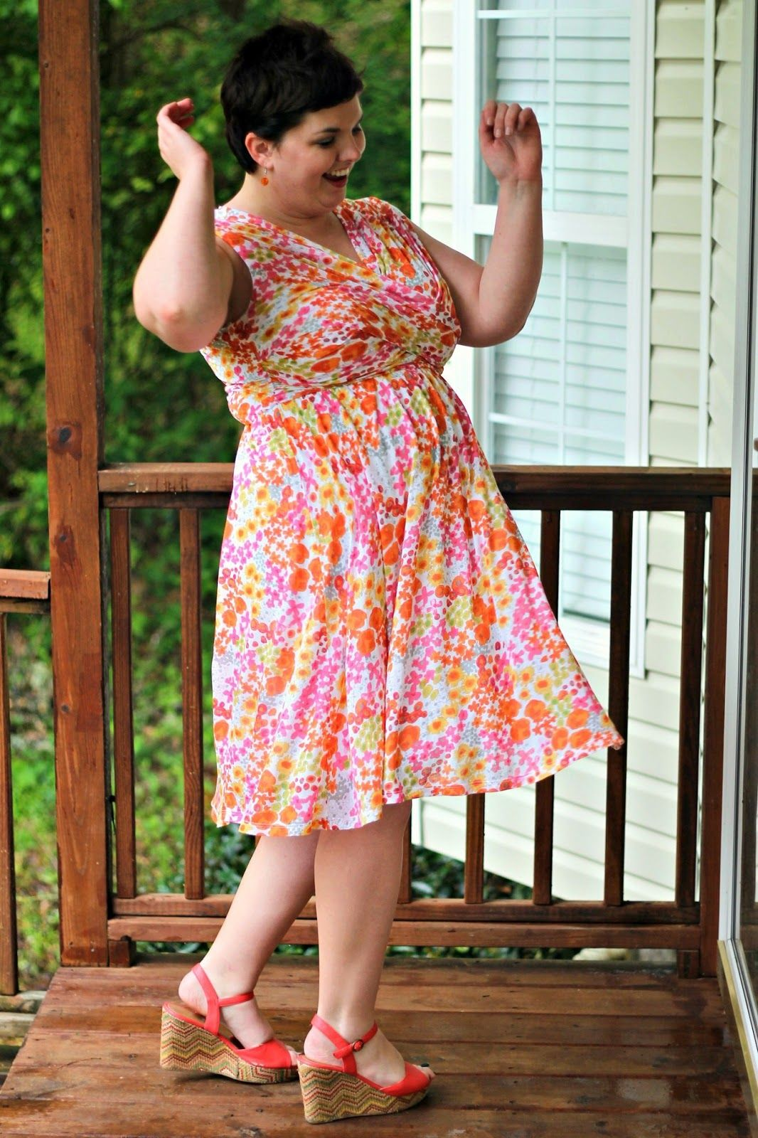 The Plus Size Way To Beat The Summer Heat Bright Casual Summer