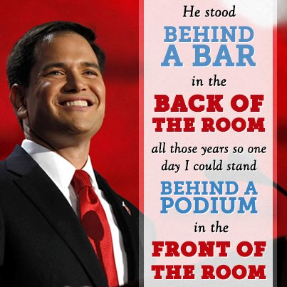 Marco Rubio Quotes Cool Marco Rubiornc  Speaks Of His Father  I Love My Politics . Review