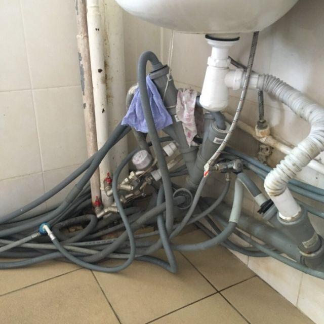 Водопровод смешные фото