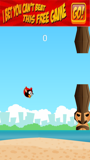 Flappy Cardinal is a fun free game with amazing adventure