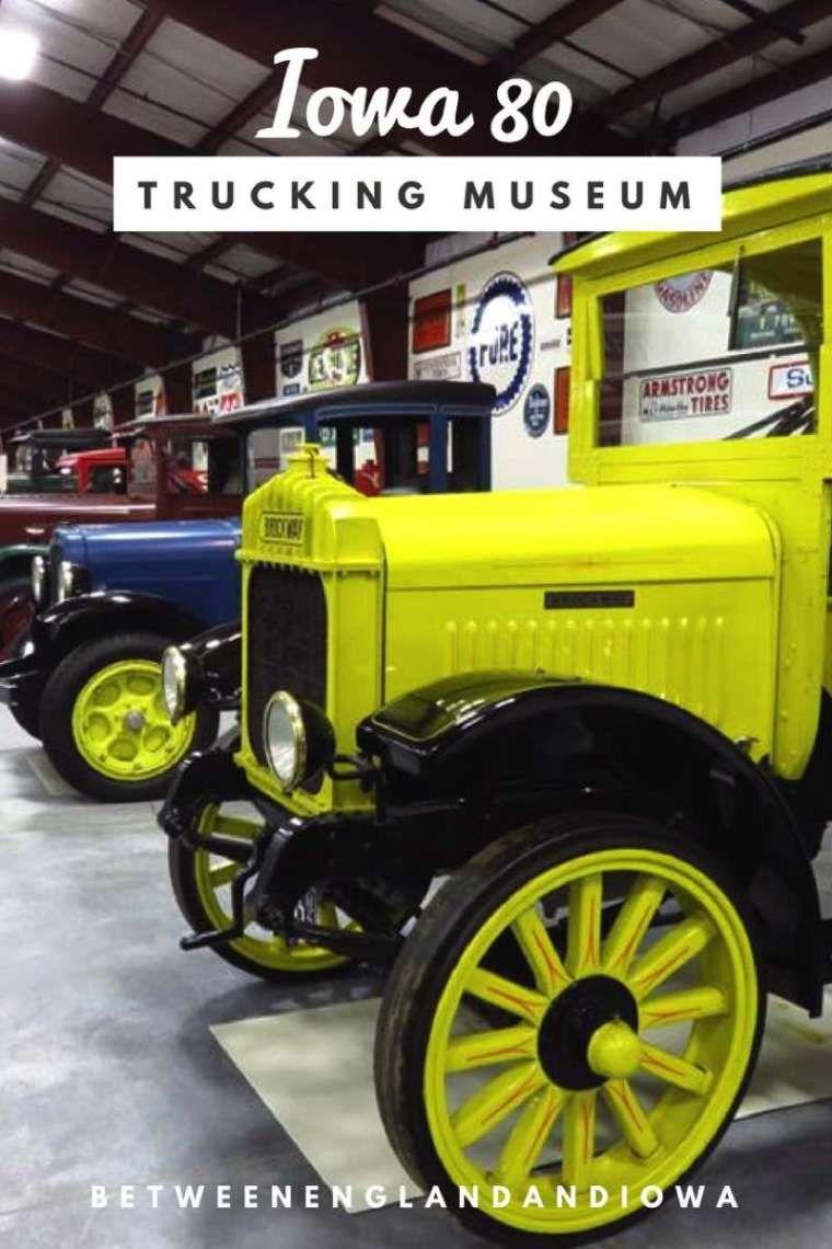 iowa 80 trucking museum and world s largest truck stop iowa