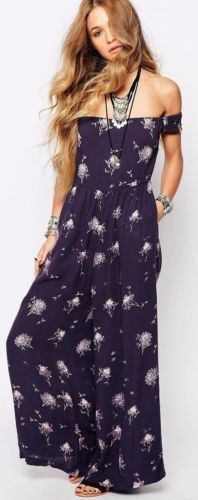 1df755882ebd Free-People-Aster-Off-The-Shoulder-Jumpsuit -Navy-Blue-Floral-Wide-Leg-OB480880