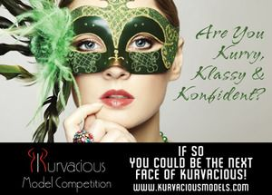 ATTN: Facebook Users. I just entered the The Face of Kurvacious Model Competition contest from Kurvacious, and would appreciate Votes!!!