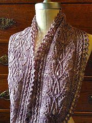 Ravelry: Smokeberry pattern by Wendy Neal