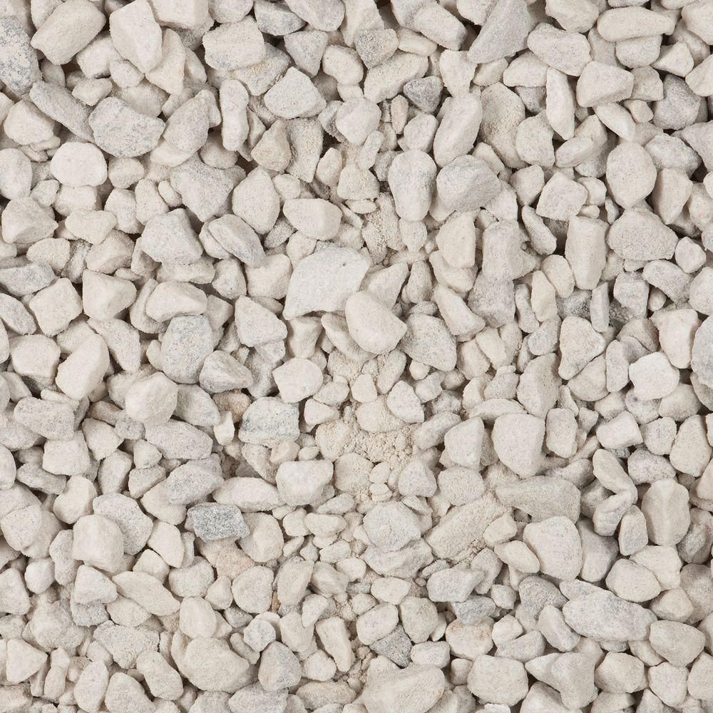 Vigoro 0 5 Cu Ft Bagged Marble Chips 54141 Rock Decor