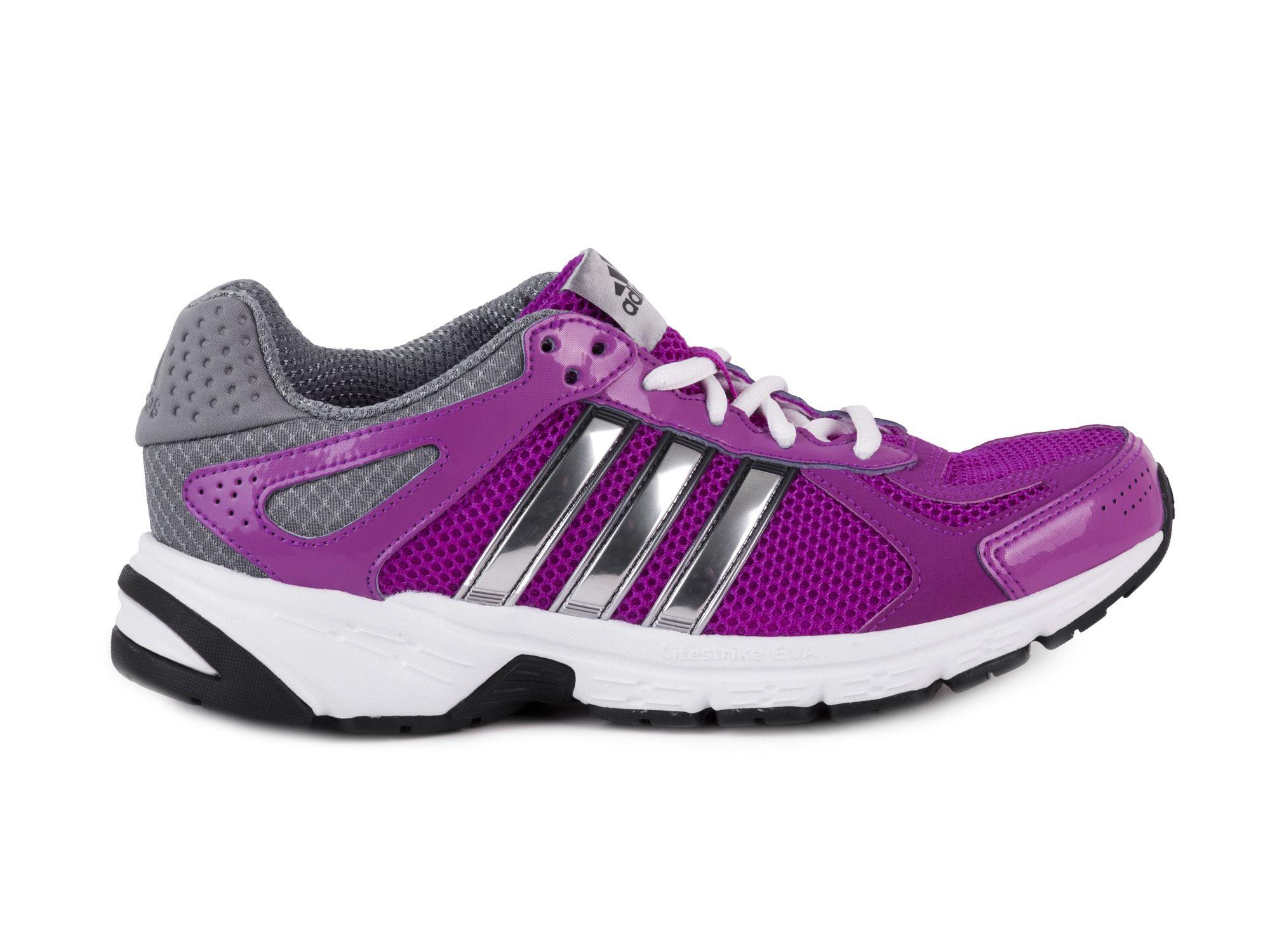 Adidas Duramo 5 lea w   fialová  f713049590