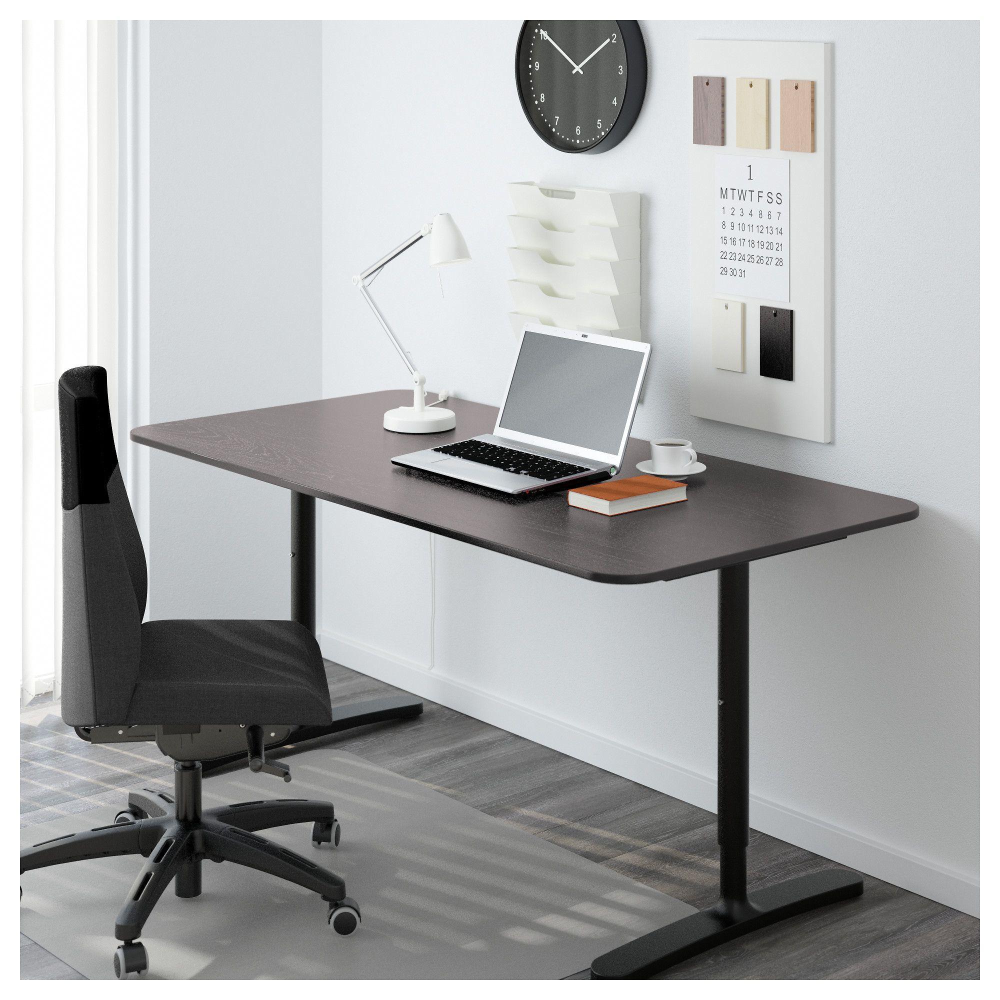 Great 3 Monitor Bekant Desk - 8b7bb58604b83339c38e48b6410486a5  Collection_59978.jpg