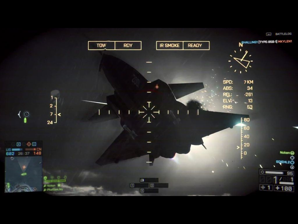 BF4 CHINA'S FIGHTER JET (With images) Fighter jets