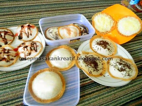 Resep Apem Selong Empuk Dan Lembut Indonesische Keuken Eten Apen