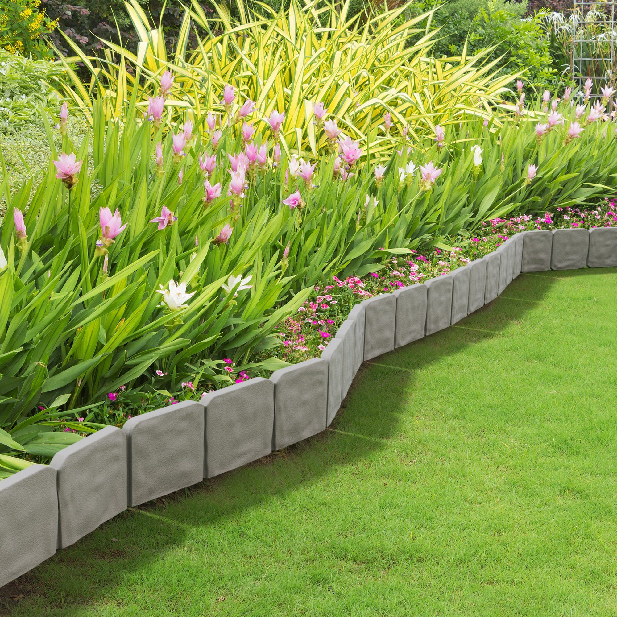 Garden Edging Border Decorative Flower Bed Edging for