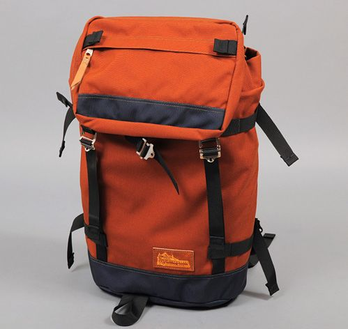 Kletterwerks - Rock Pack: This is a byoot - as functional as it is pleasing to look at. Yes Please!!
