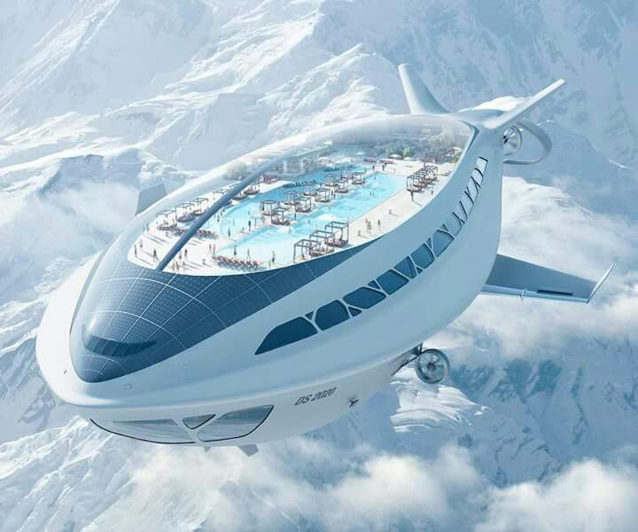 Next Generation Cruise Ship Google Zoeken SciFi Vehicles - Flying cruise ship