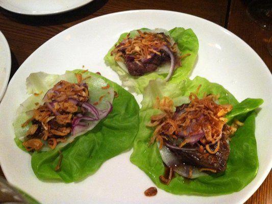 Korean BBQ Steak Wraps - Salt and Fat!