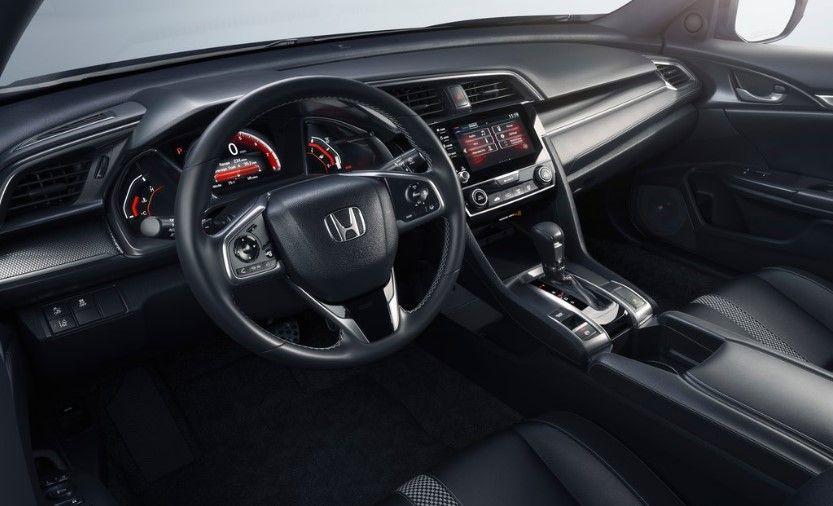 2021 Honda Civic Interior Honda Civic Sedan Civic Sedan Honda Civic