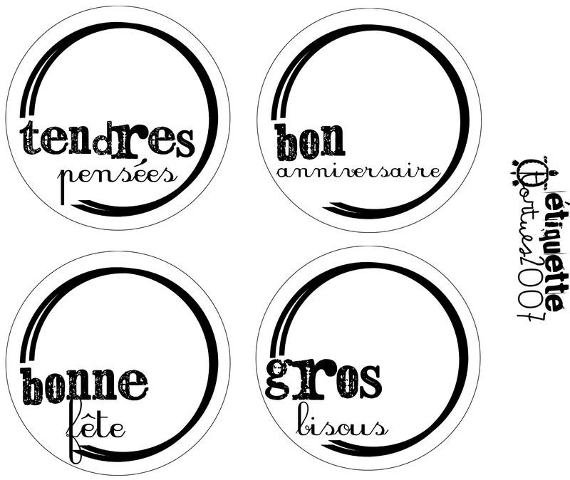 Très Bonne fête] | étiquettes à imprimer | Pinterest | Bonne fête  LI28