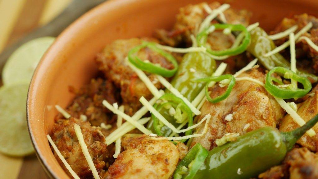Chicken Koila Karahi Recipe Homemade Chicken Koila Karahi Recipe