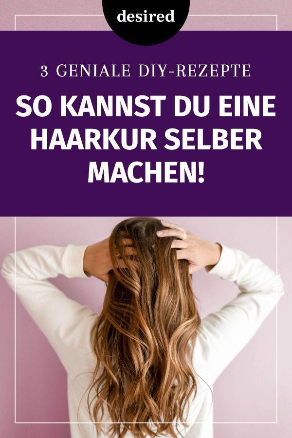 Photo of 3 DIY-Rezepte: So kannst du eine Haarkur selber machen | desired.de