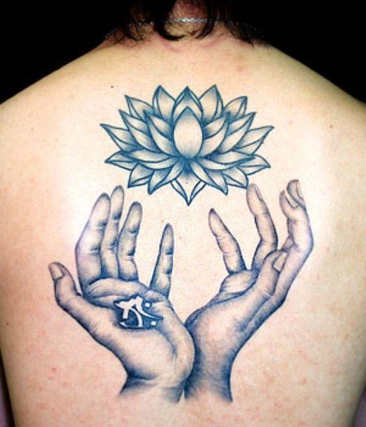 Tattoo Lotus - A Lenda Da Flor De Lotus