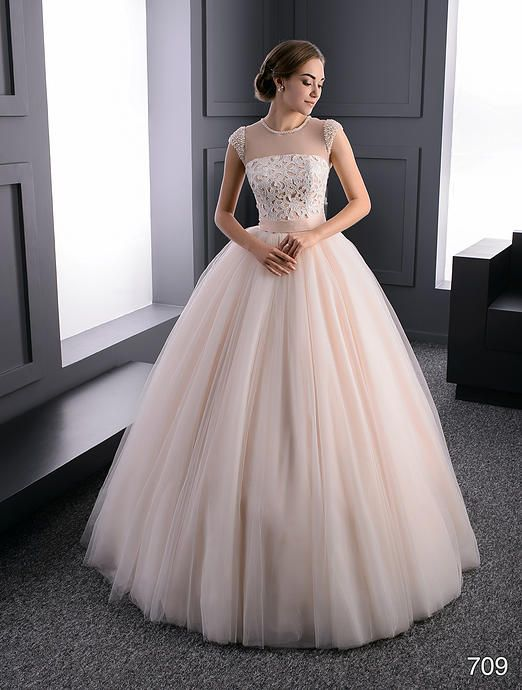 Suknie Ślubne Kraków - Salon Ślubny VALDI bride   Mary Silver 2016