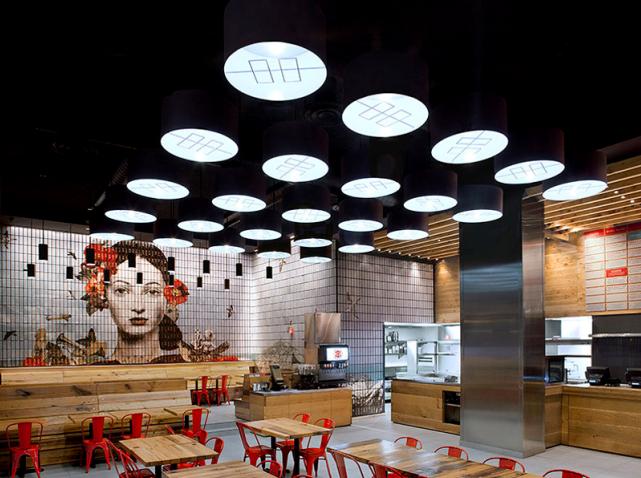 Satya Oriental Kitchen Restaurant Interior Resturant Decor Kitchen Pictures