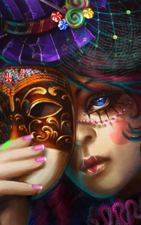 Mobilewallpaper Venetian Carnival Masks Mobile Wallpaper Carnival Masks