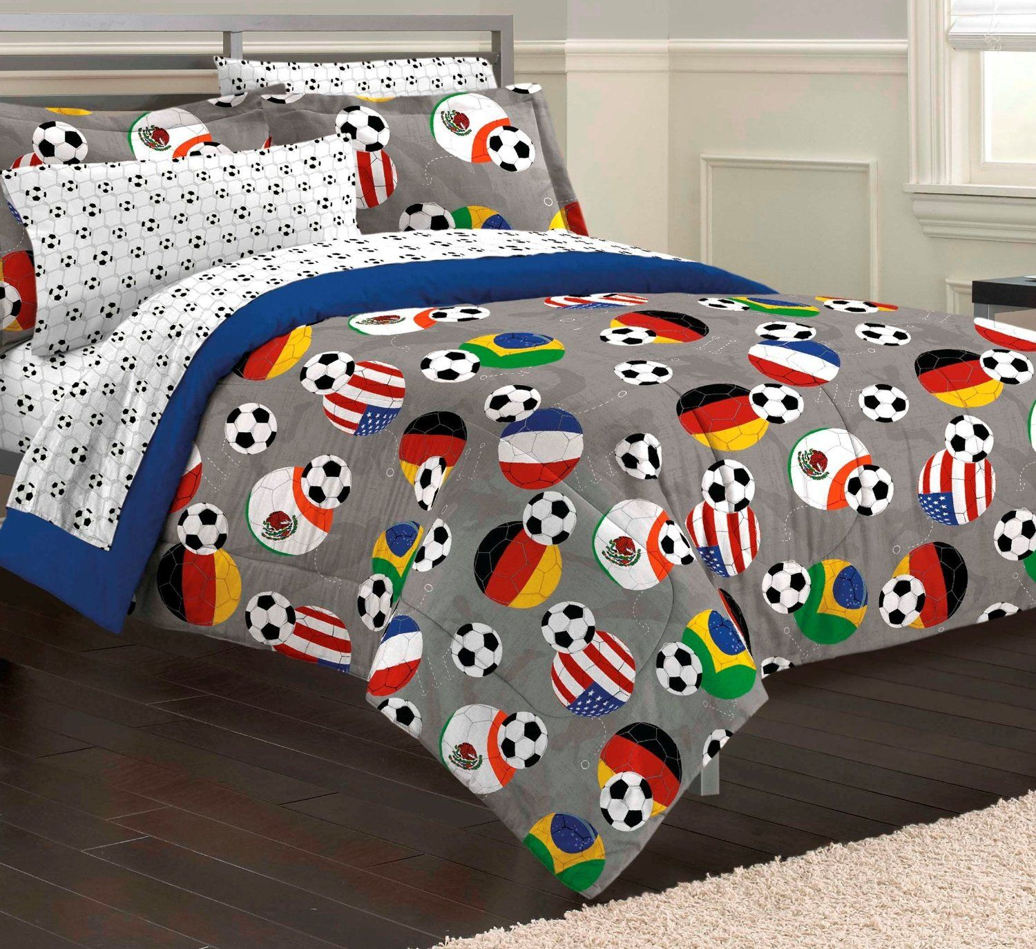 comforter masculine queen bag bed boys black houndstoothgray gray white boy teen p a eht in twin houndstooth set bedding