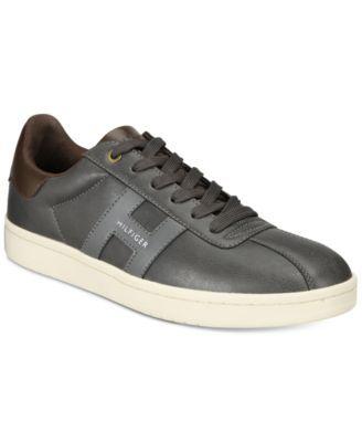 TOMMY HILFIGER Tommy Hilfiger Men'S Lyor Lace-Up Sneakers. #tommyhilfiger #shoes # all men