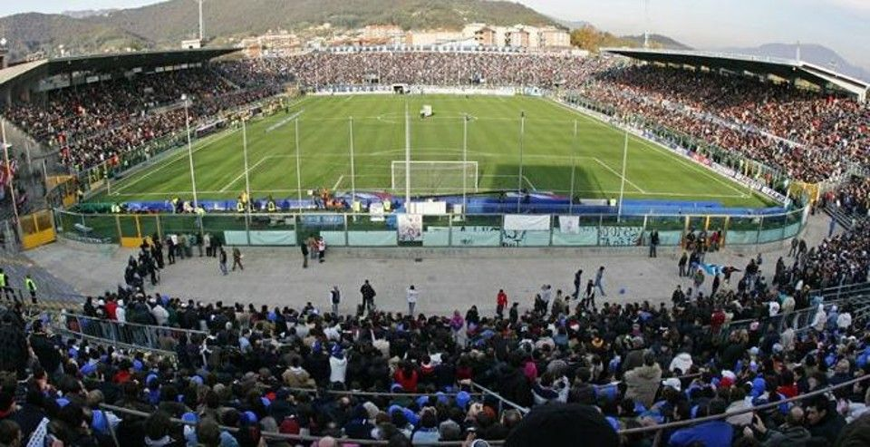 BERGAMO (Italy): Atleti Azzurri d'Italia