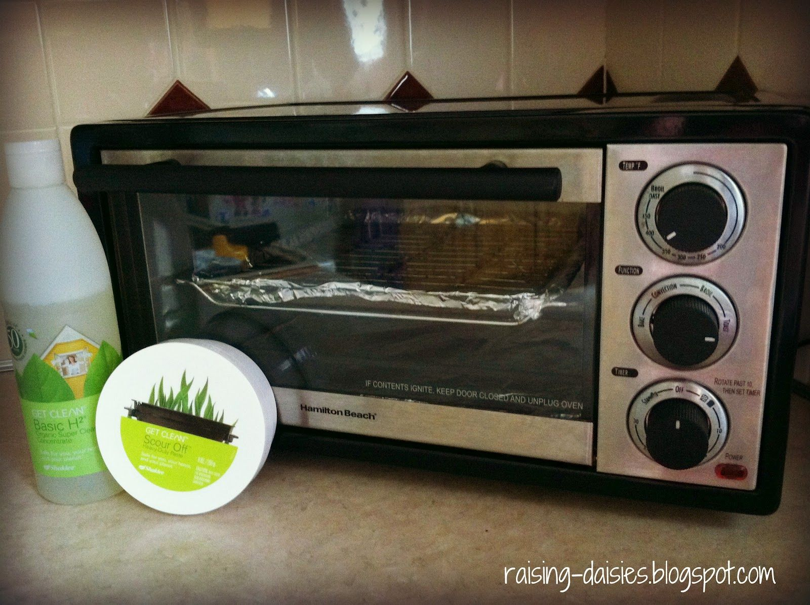 How To Clean Your Toaster Oven Without Harsh Chemicals
