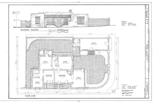 Another Design By Lillian Rice Colonial House Plans House Plans Early American Homes