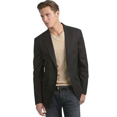 T Shirt And Sport Coat