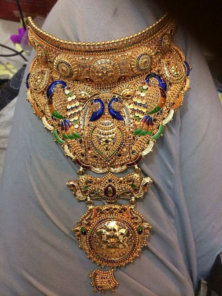 Haar by Dulhan jewellers Pali 9828283403 | Wedding Jewellery of DJ ...