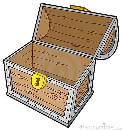 Treasure Chest Coloring Page Printable Coloring Pages And