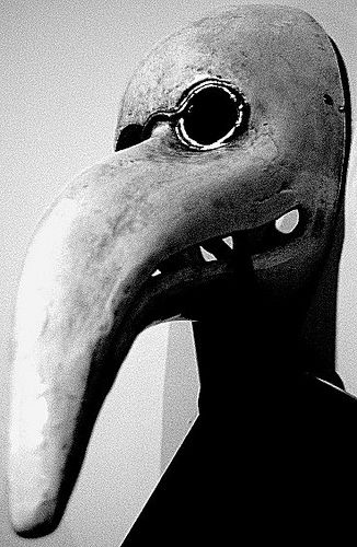 masks of new ireland | The Plague Doctor - a gallery on Flickr