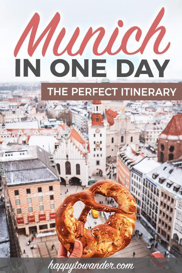 How to Spend 24 Epic Hours in Munich: The Ultimate Itinerary!