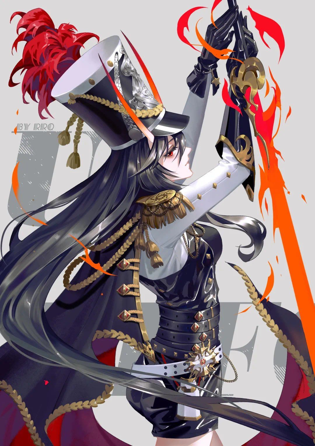 Twitter trong 2020 Nghệ thuật anime, Cô gái phim hoạt