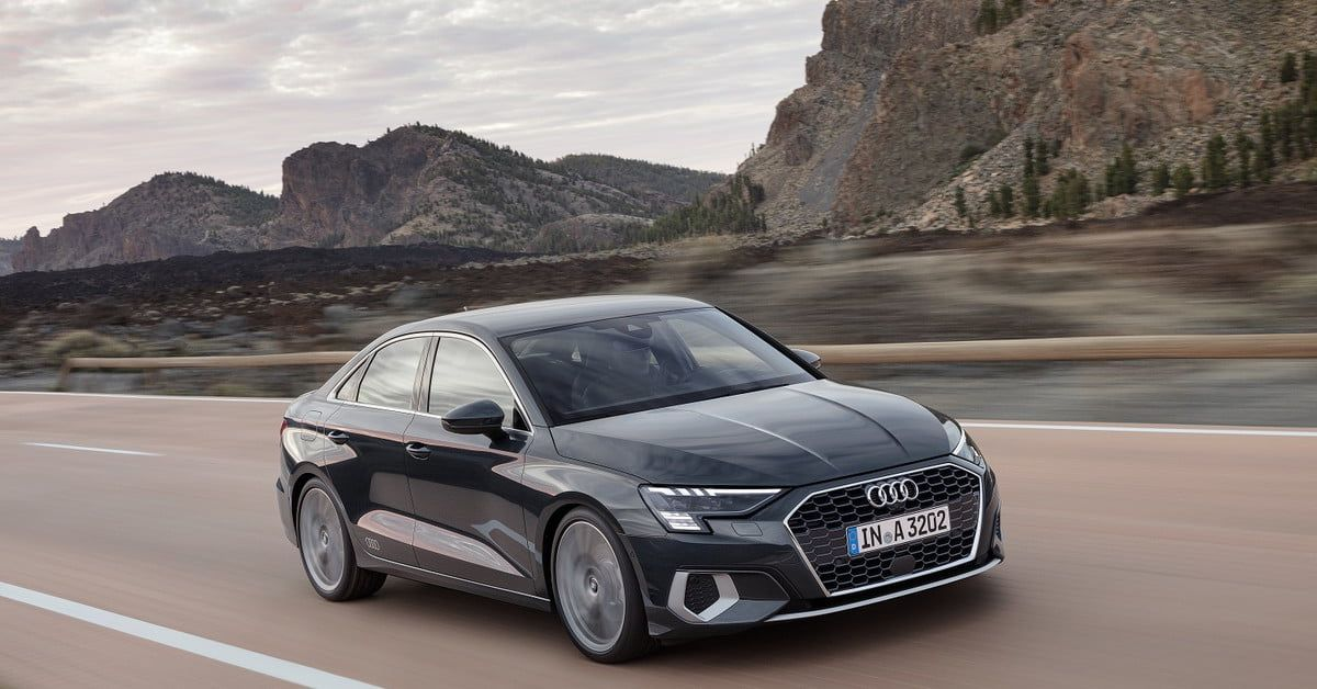 2021 Audi A3 Sedan Launched With Hybrid Energy, Extra Tech ...