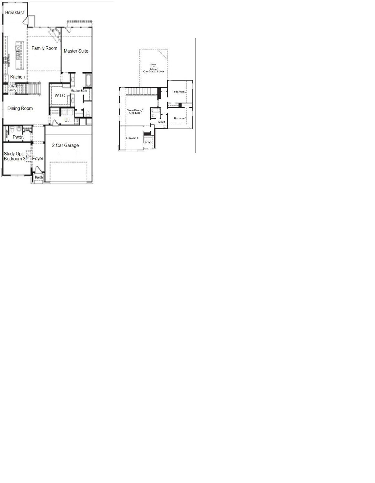 Westlake Ashton Wood Floor Plans Floor Plans How To Plan West Lake