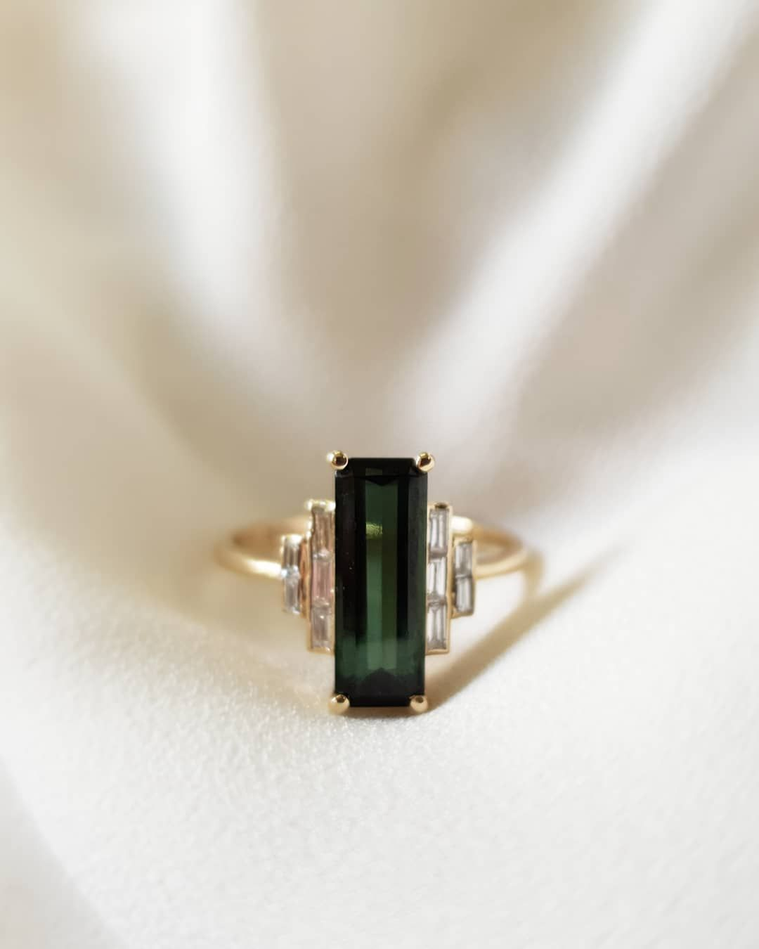 Photo of Art Deco Engagement Ring