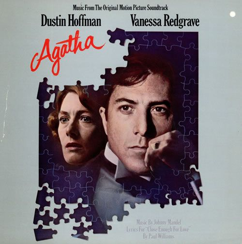 Johnny Mandel Agatha Soundtrack Us Vinyl Lp Album Lp