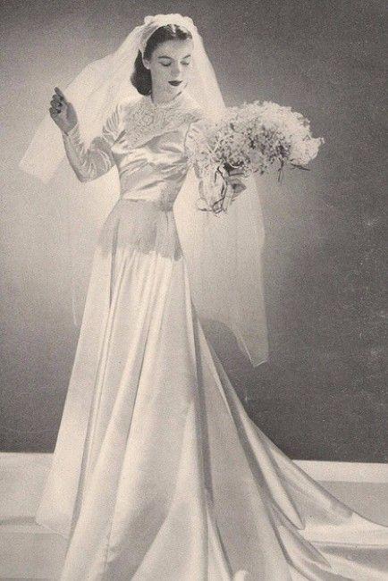 www.vestidos de novia decada de 1970 - Buscar con Google | vestidos ...