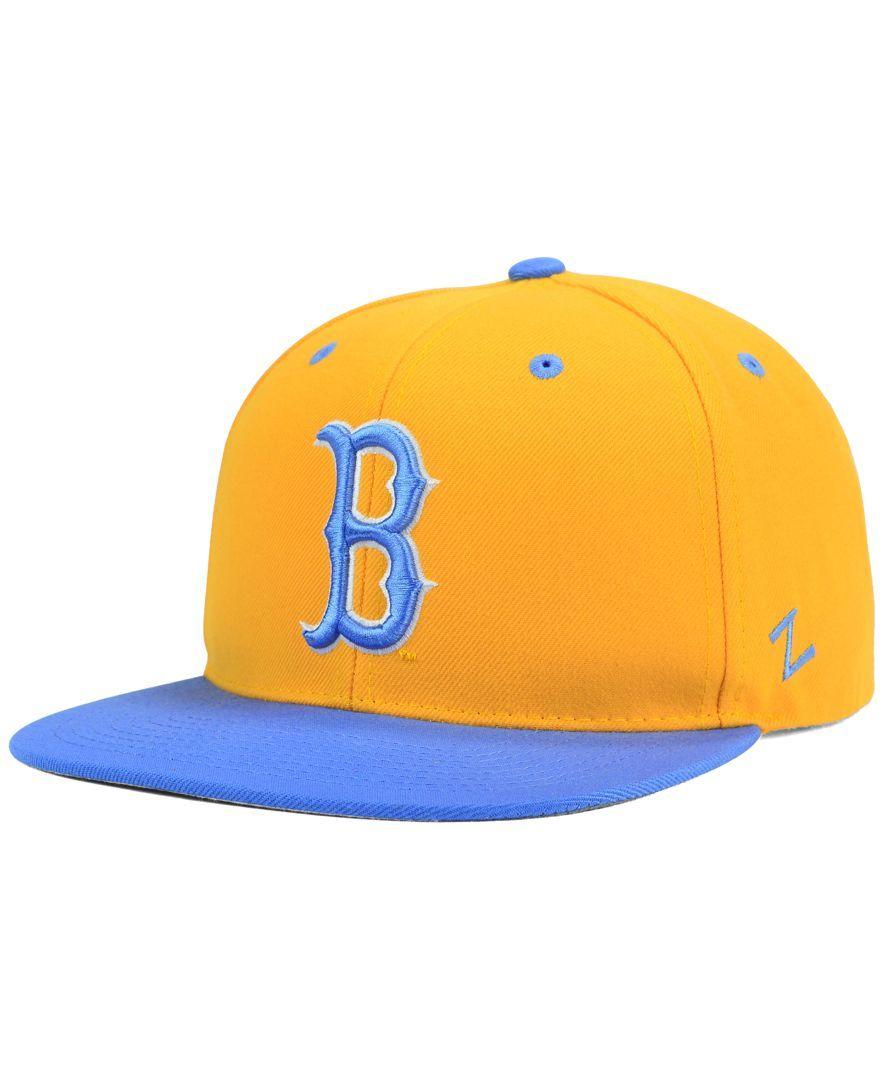 Zephyr UCLA Bruins Z11 Snapback Hat