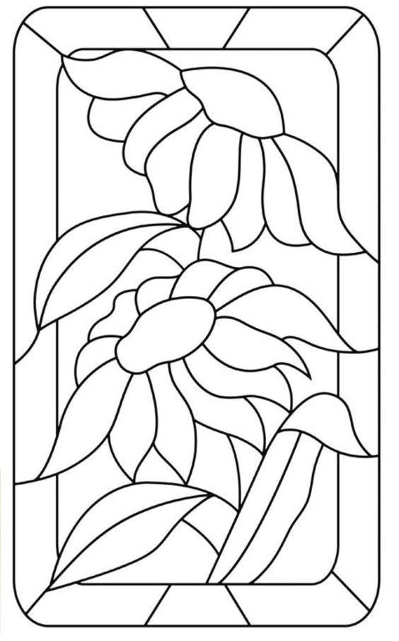 Creative Expressions vidrieras Colección-Butterfly CED24002