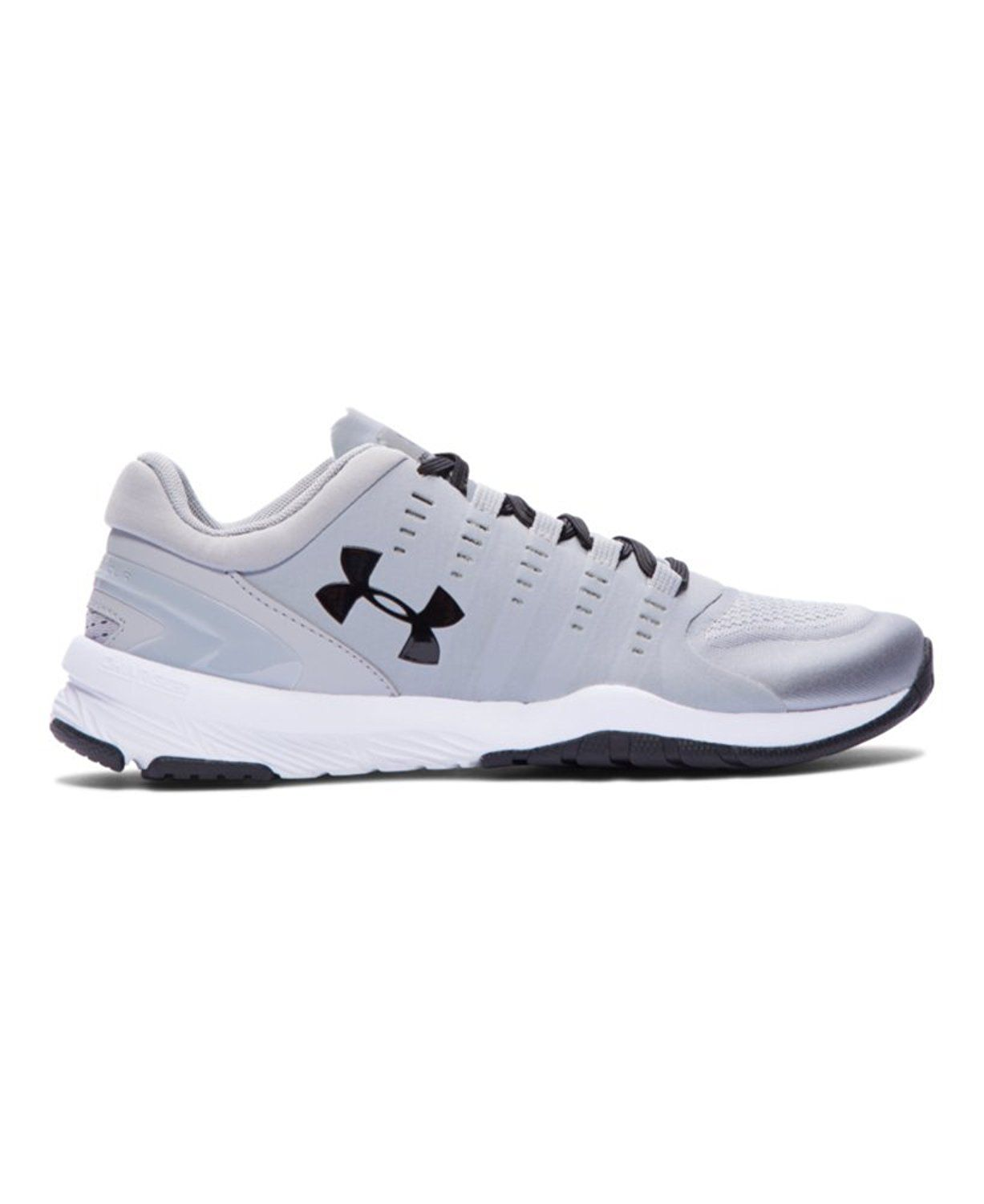 7ef365ff00ad Under Armour Women s UA Charged Stunner Training Shoes 7.5 OVERCAST GRAY      Click image to review more details.