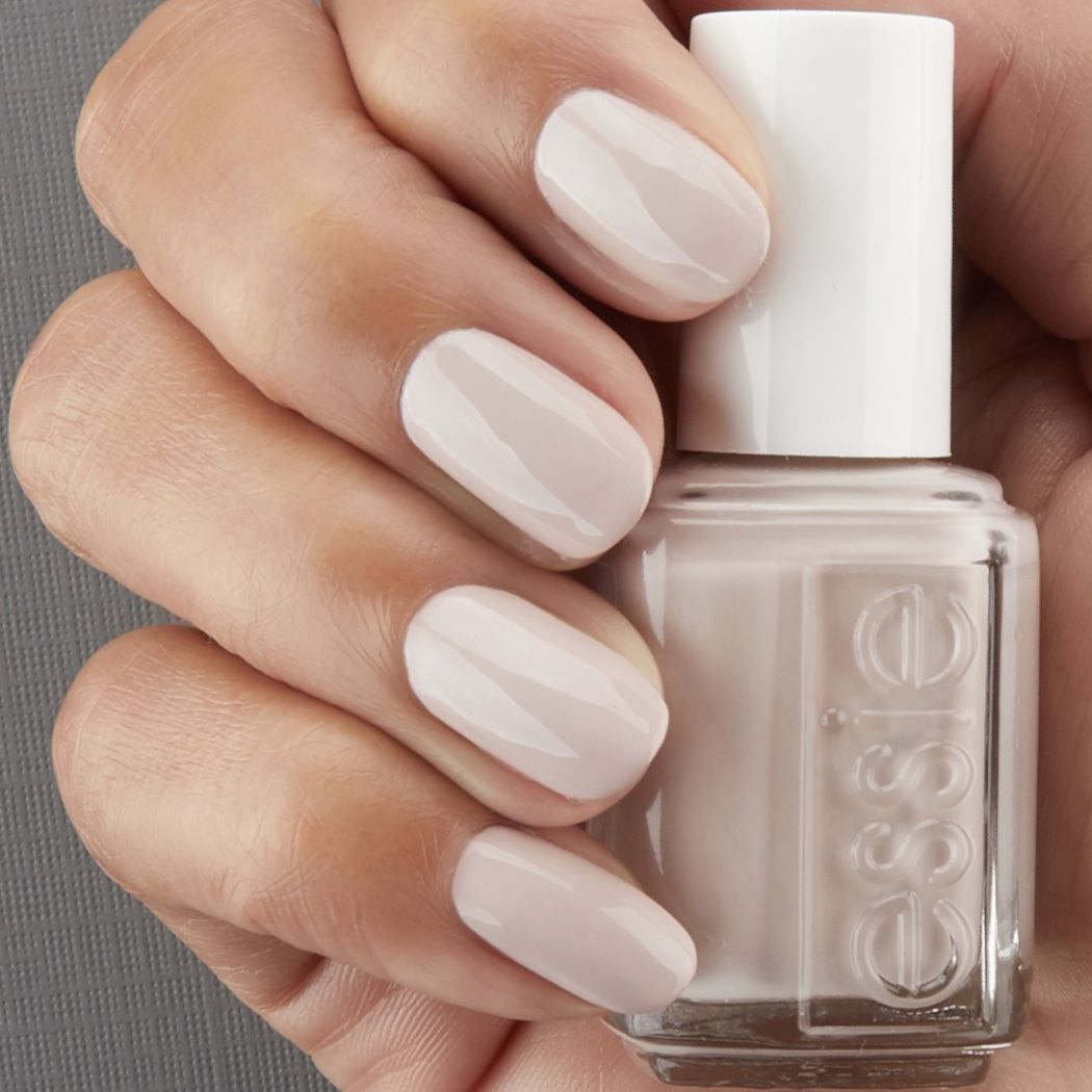 New From The Essie Serene Slates Collection Mind Full Meditation A Dusky Apricot Beige Nude
