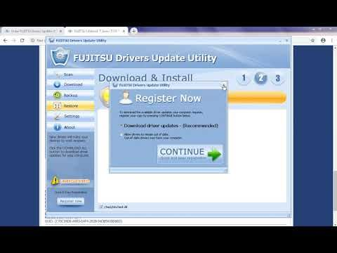 fujitsu lifebook t730 wifi driver