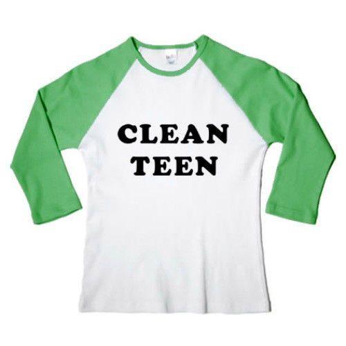 Clean teen photo