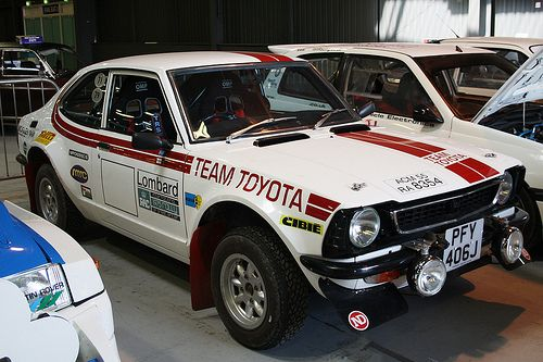 toyota corolla te27 team toyota pfy406j toyota cars and rally. Black Bedroom Furniture Sets. Home Design Ideas