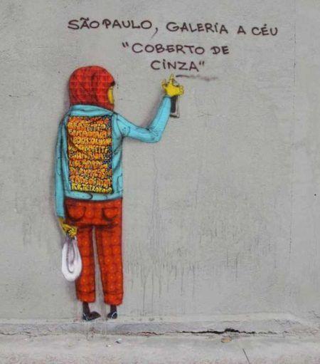 Espaços culturais exibem filmes sobre graffiti e pixo de graça